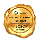 2020 Powerbroker Award Top Firm